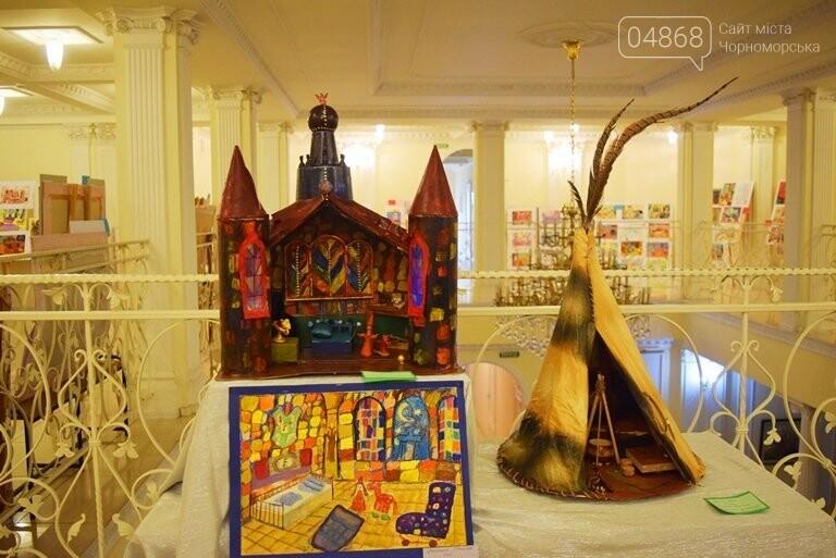 «Дом мечты»: в Черноморске завершился  конкурс юных художников, фото-36