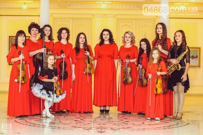 В Черноморске будет звучать «Музыка мирового кино», фото-3