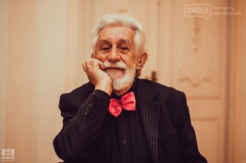 В Черноморске будет звучать «Музыка мирового кино», фото-11