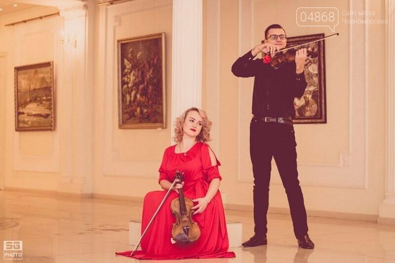 В Черноморске будет звучать «Музыка мирового кино», фото-7