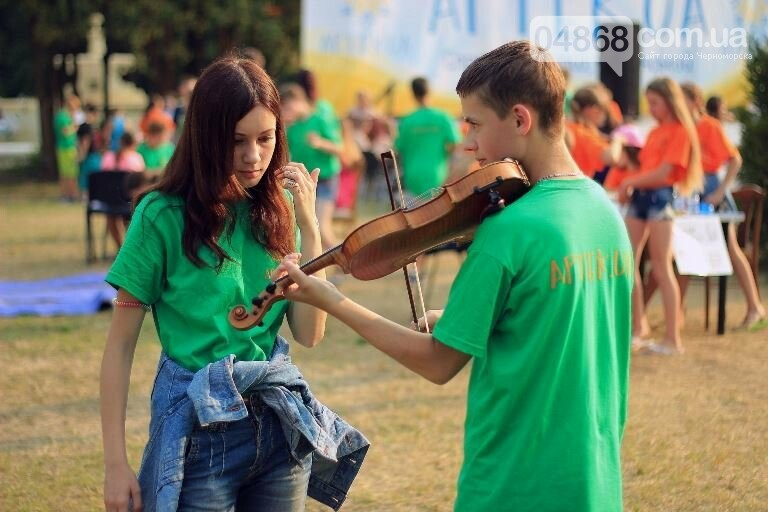 Дети из Черноморска отдохнут в лучших лагерях Украины, фото-4
