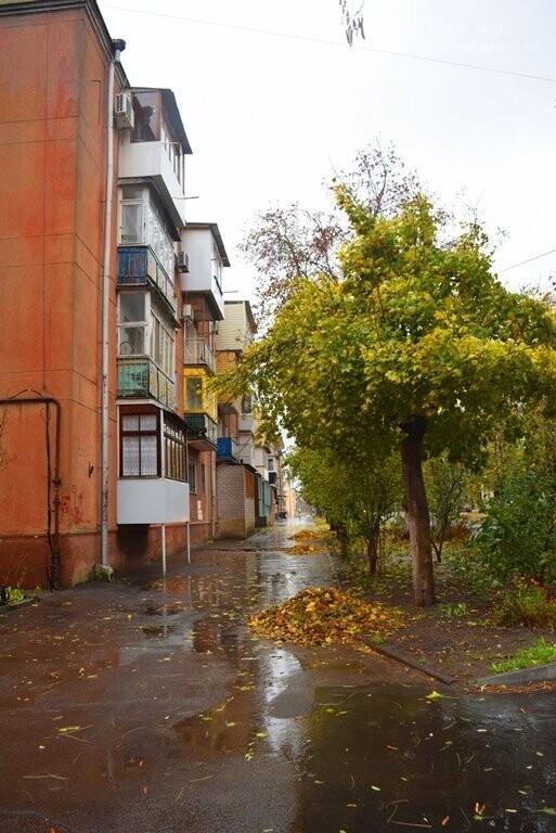 Черноморск накрыл сильный циклон, фото-6