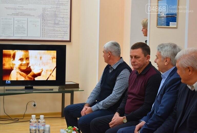 Традиции объединяют поколения: в МТП «Черноморск» отметили юбилей открытия паромной переправы, фото-14