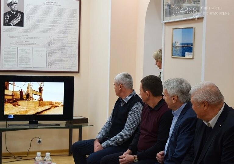 Традиции объединяют поколения: в МТП «Черноморск» отметили юбилей открытия паромной переправы, фото-15