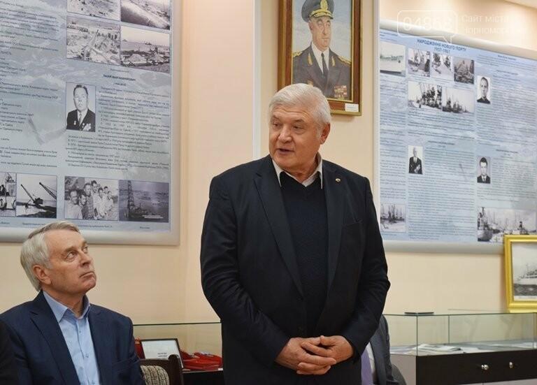 Традиции объединяют поколения: в МТП «Черноморск» отметили юбилей открытия паромной переправы, фото-17