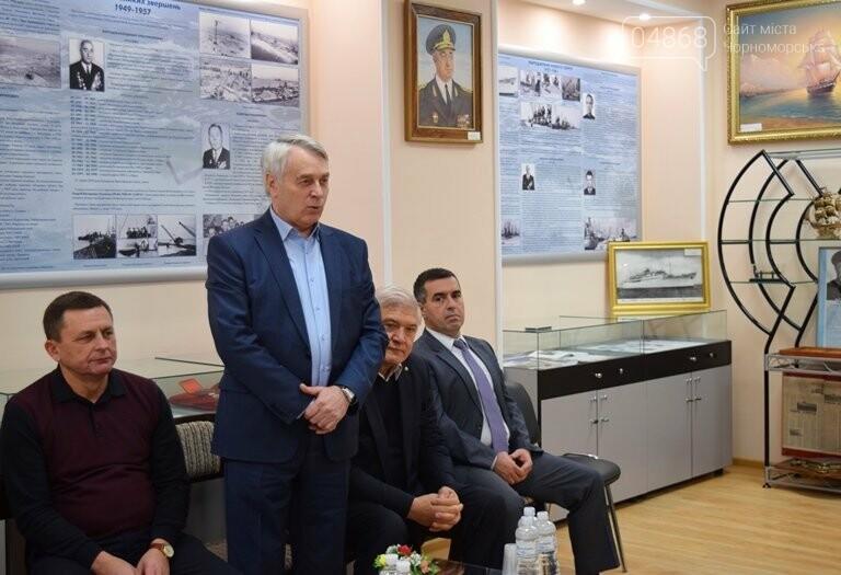 Традиции объединяют поколения: в МТП «Черноморск» отметили юбилей открытия паромной переправы, фото-11