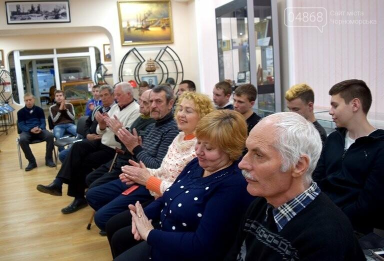 Традиции объединяют поколения: в МТП «Черноморск» отметили юбилей открытия паромной переправы, фото-5