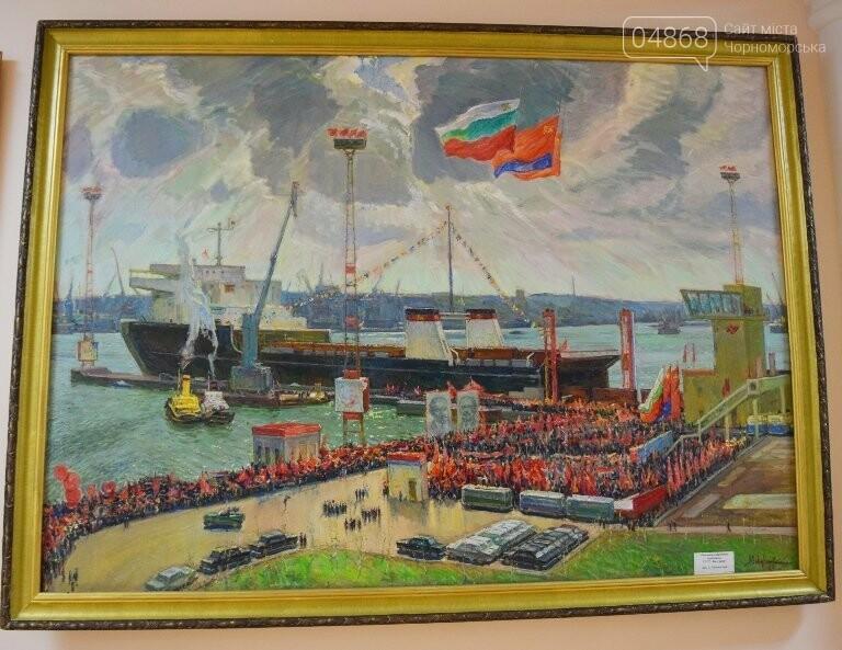 Традиции объединяют поколения: в МТП «Черноморск» отметили юбилей открытия паромной переправы, фото-32
