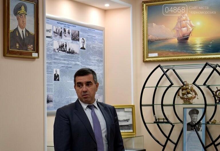 Традиции объединяют поколения: в МТП «Черноморск» отметили юбилей открытия паромной переправы, фото-21