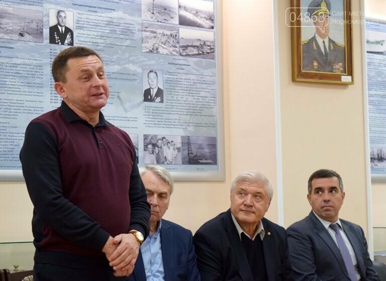 Традиции объединяют поколения: в МТП «Черноморск» отметили юбилей открытия паромной переправы, фото-22