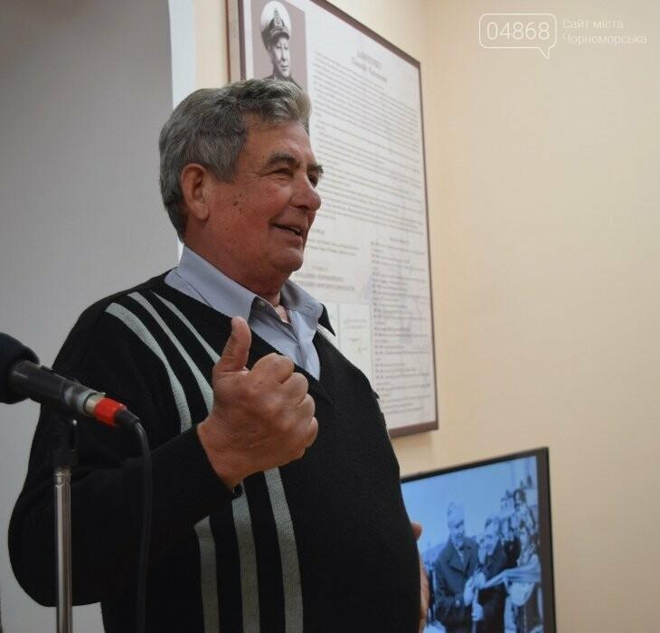 Традиции объединяют поколения: в МТП «Черноморск» отметили юбилей открытия паромной переправы, фото-23