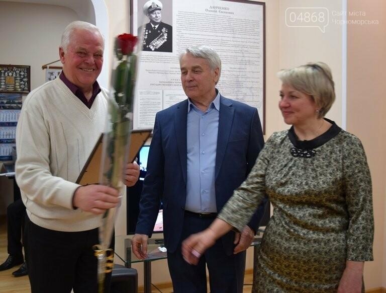 Традиции объединяют поколения: в МТП «Черноморск» отметили юбилей открытия паромной переправы, фото-13