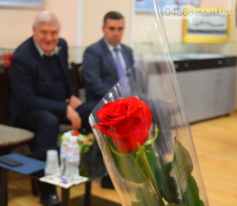Традиции объединяют поколения: в МТП «Черноморск» отметили юбилей открытия паромной переправы, фото-8