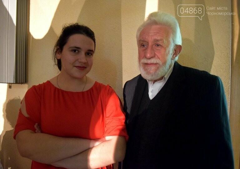 В Черноморске звучала безупречно прекрасная музыка кино, фото-23