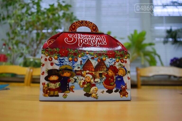 «Свято наближається»: более 6 тысяч новогодних подарков для детей везут в Черноморск, фото-4