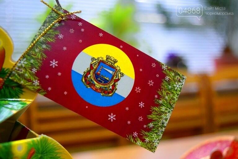 «Свято наближається»: более 6 тысяч новогодних подарков для детей везут в Черноморск, фото-3