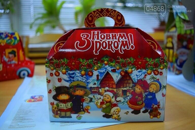 «Свято наближається»: более 6 тысяч новогодних подарков для детей везут в Черноморск, фото-2