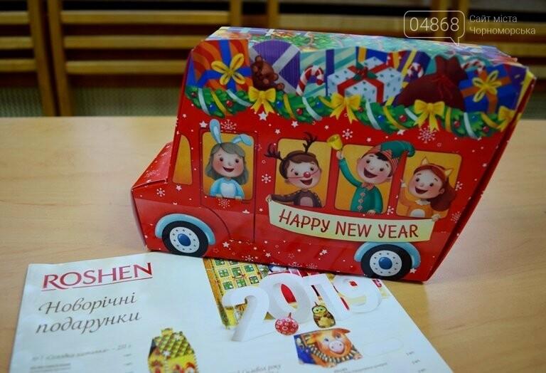 «Свято наближається»: более 6 тысяч новогодних подарков для детей везут в Черноморск, фото-5