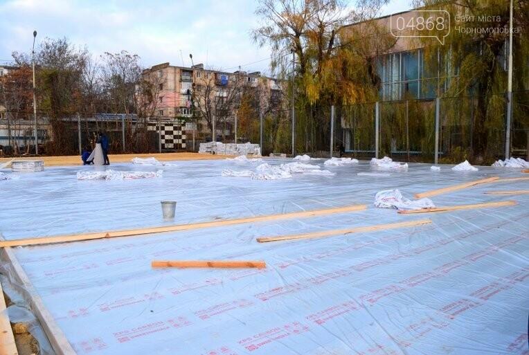 В День святого Николая в Черноморске откроется новый каток, фото-7