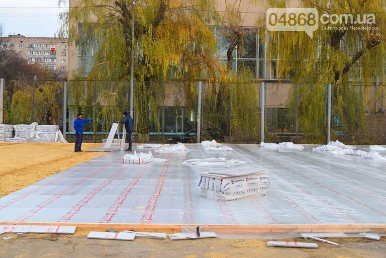 В День святого Николая в Черноморске откроется новый каток, фото-6