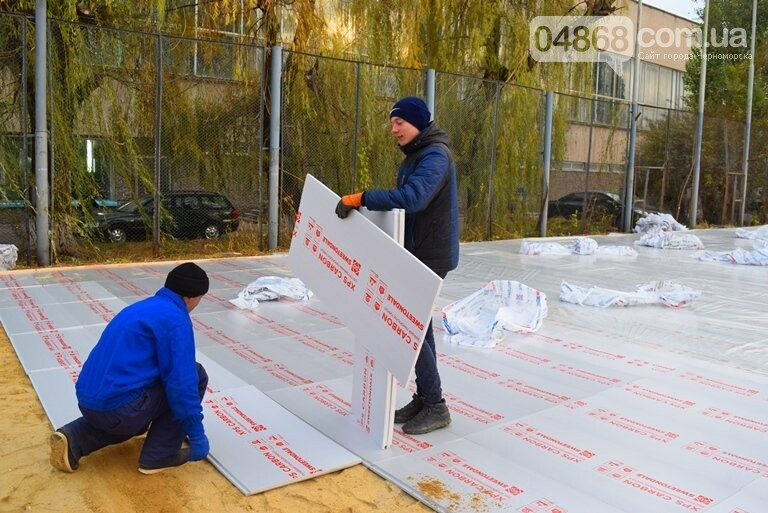 В День святого Николая в Черноморске откроется новый каток, фото-1