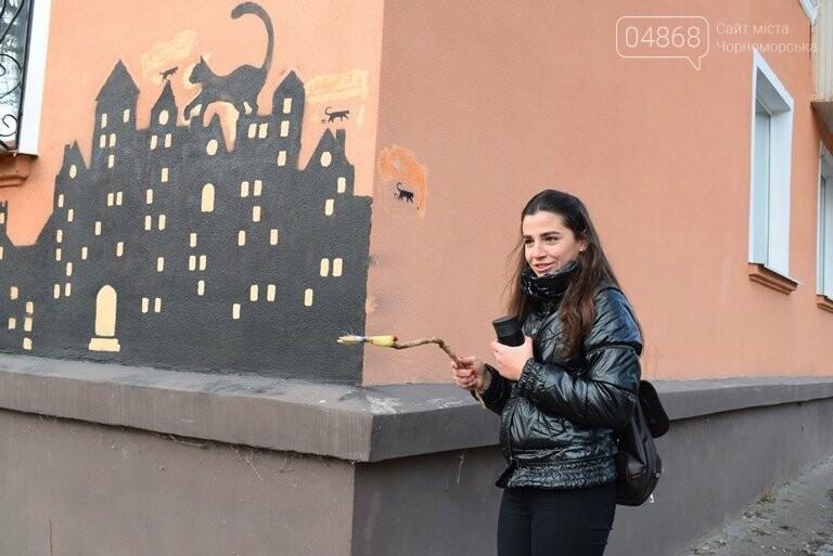 Субботник в Черноморске: как это было, фото-24