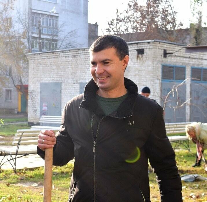 Субботник в Черноморске: как это было, фото-12