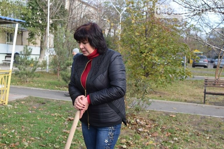 Субботник в Черноморске: как это было, фото-16