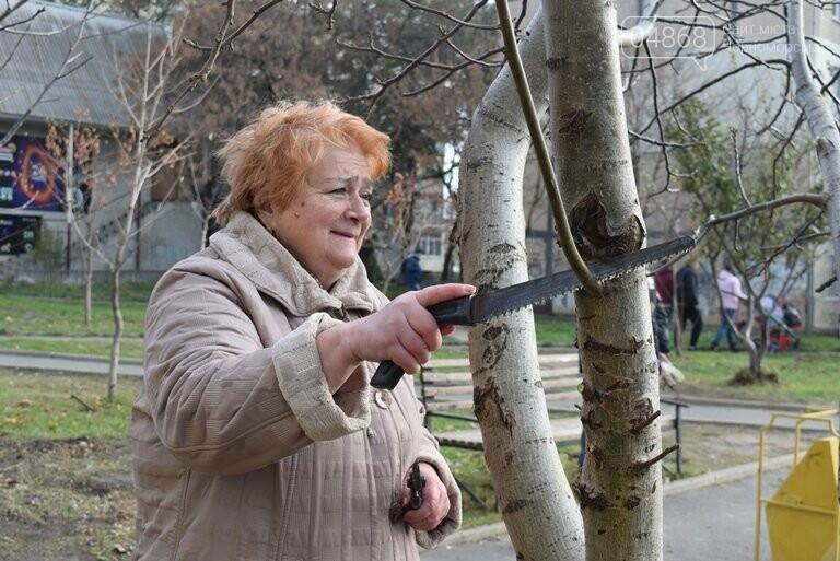 Субботник в Черноморске: как это было, фото-25