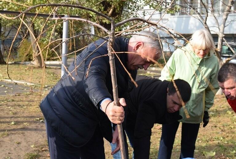 Субботник в Черноморске: как это было, фото-26