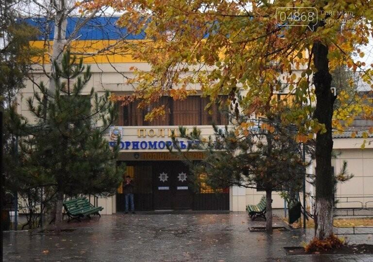 Полиция Черноморска переведена на усиленный вариант несения службы, фото-5