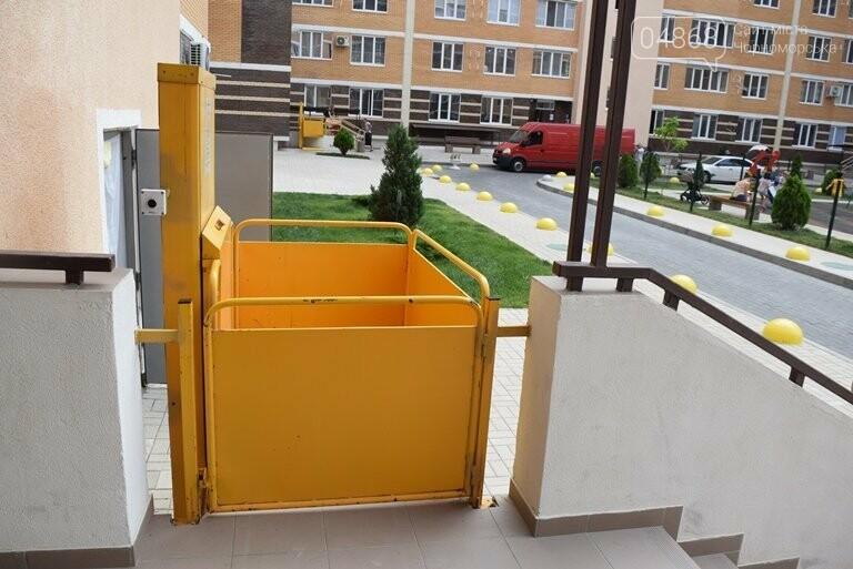 Безбарьерная среда: как живётся в Черноморске людям с инвалидностью?, фото-4