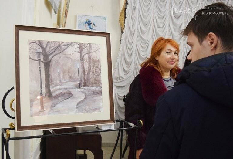 «И всё-таки, мир прекрасен»: 5 молодых художниц Черноморска – против тьмы и холода, фото-12