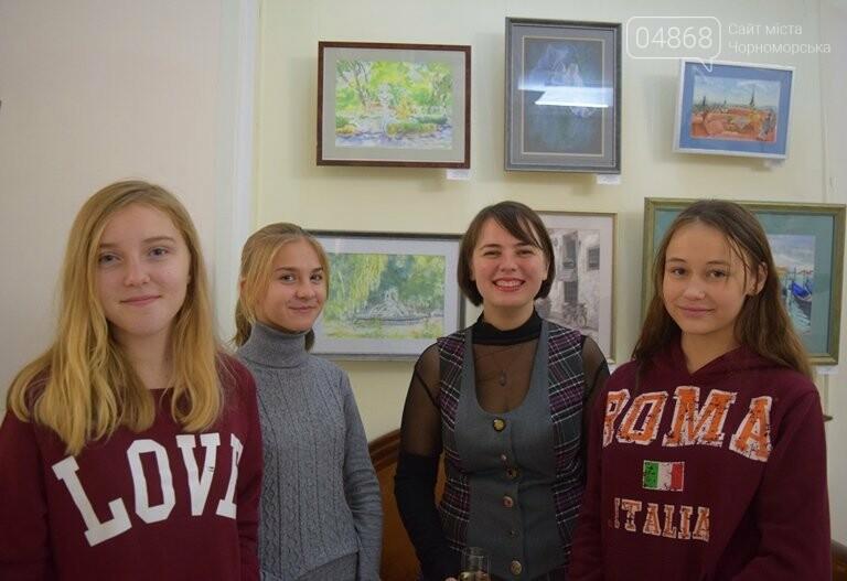 «И всё-таки, мир прекрасен»: 5 молодых художниц Черноморска – против тьмы и холода, фото-6