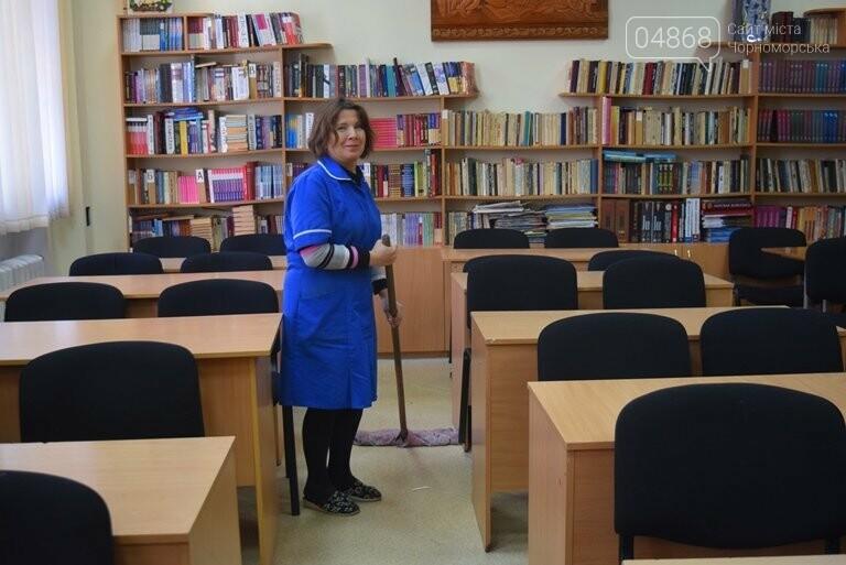 Уборка классов в школах Черноморска: должны ли в ней участвовать школьники?   , фото-5