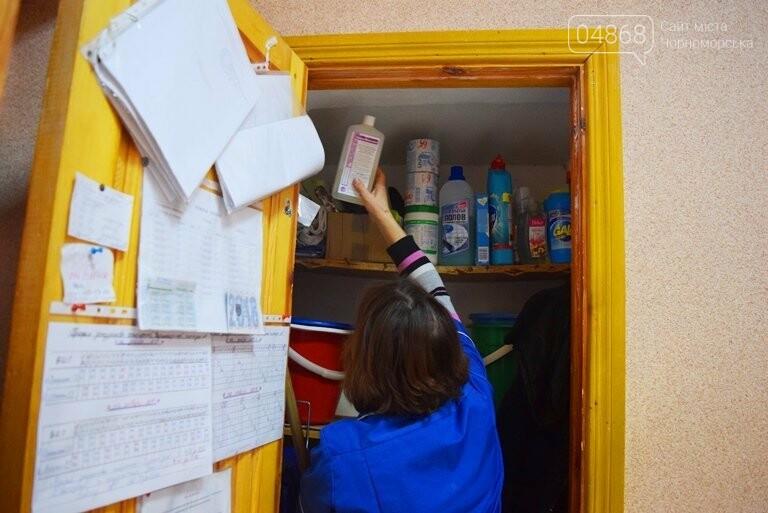 Уборка классов в школах Черноморска: должны ли в ней участвовать школьники?   , фото-4