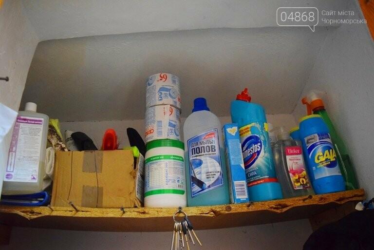 Уборка классов в школах Черноморска: должны ли в ней участвовать школьники?   , фото-6