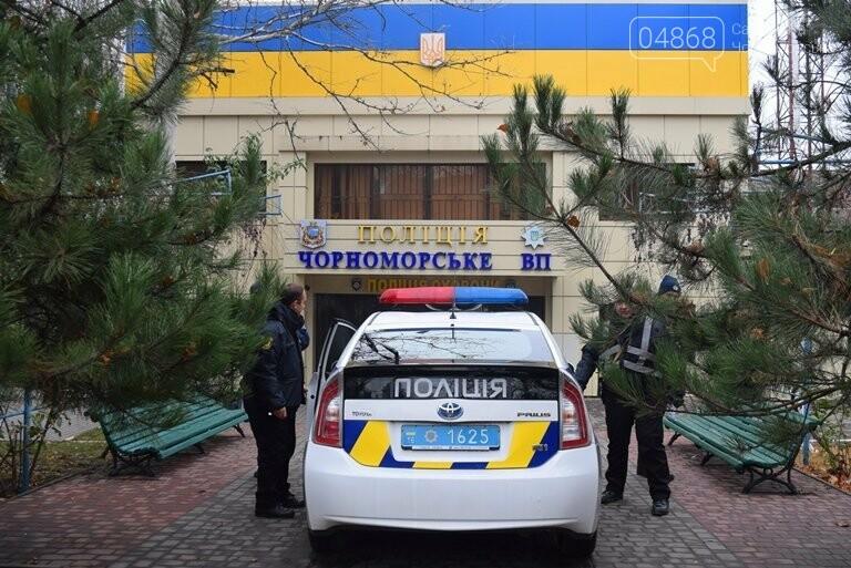 План «Перехват»: в Черноморске угнали BMW-«евробляху» , фото-1
