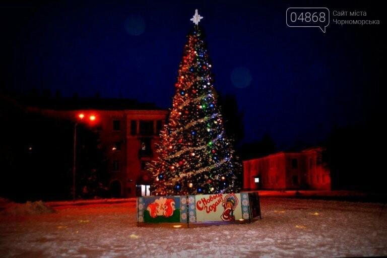 «Огни ночного города»: к новогодним праздникам Черноморск украсит новая иллюминация, фото-4