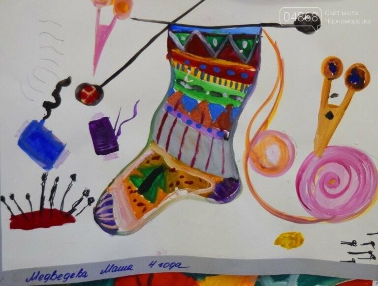 Рыжие коты, золотистые листья и книги: арт-студия «Кисточка» показала осенний Черноморск, фото-14