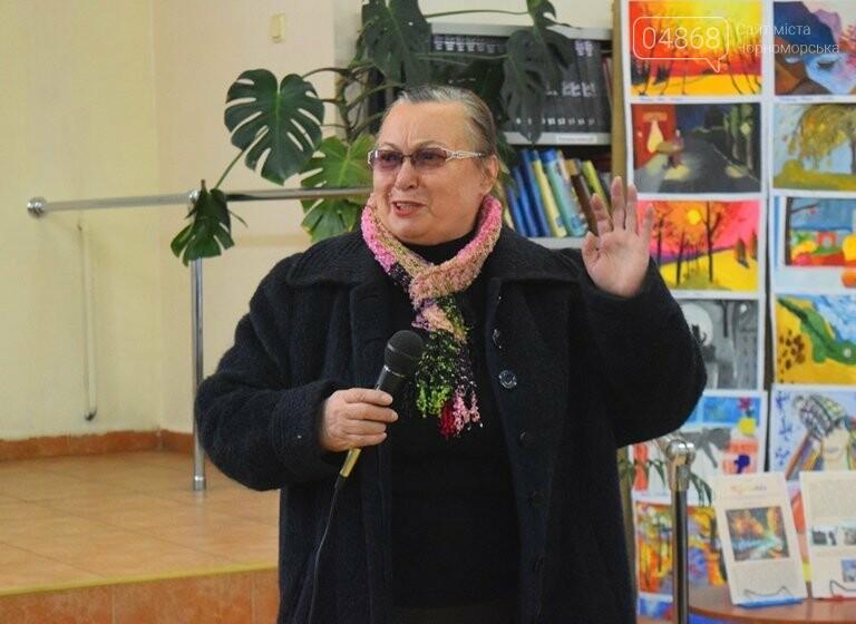 Рыжие коты, золотистые листья и книги: арт-студия «Кисточка» показала осенний Черноморск, фото-22