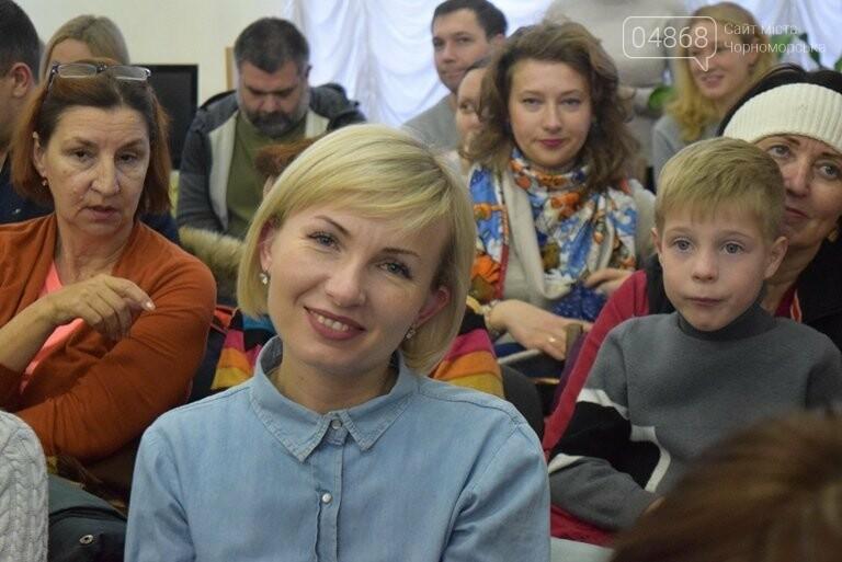 Рыжие коты, золотистые листья и книги: арт-студия «Кисточка» показала осенний Черноморск, фото-10