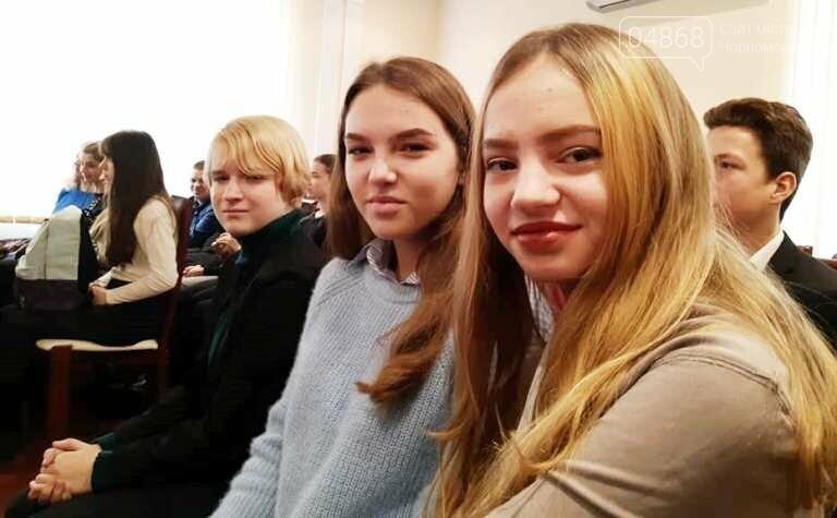 «Если бы я был депутатом»: старшеклассники Черноморска рассказали, каким они видят будущее нашего города, фото-8