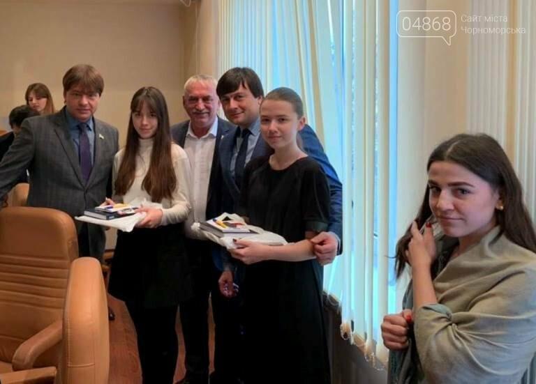 «Если бы я был депутатом»: старшеклассники Черноморска рассказали, каким они видят будущее нашего города, фото-4