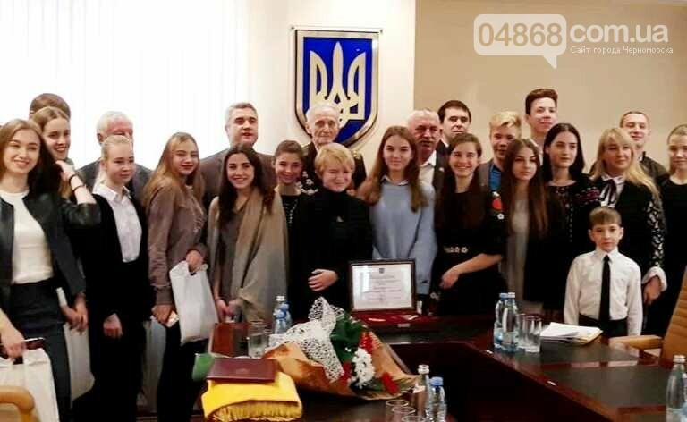 «Если бы я был депутатом»: старшеклассники Черноморска рассказали, каким они видят будущее нашего города, фото-9