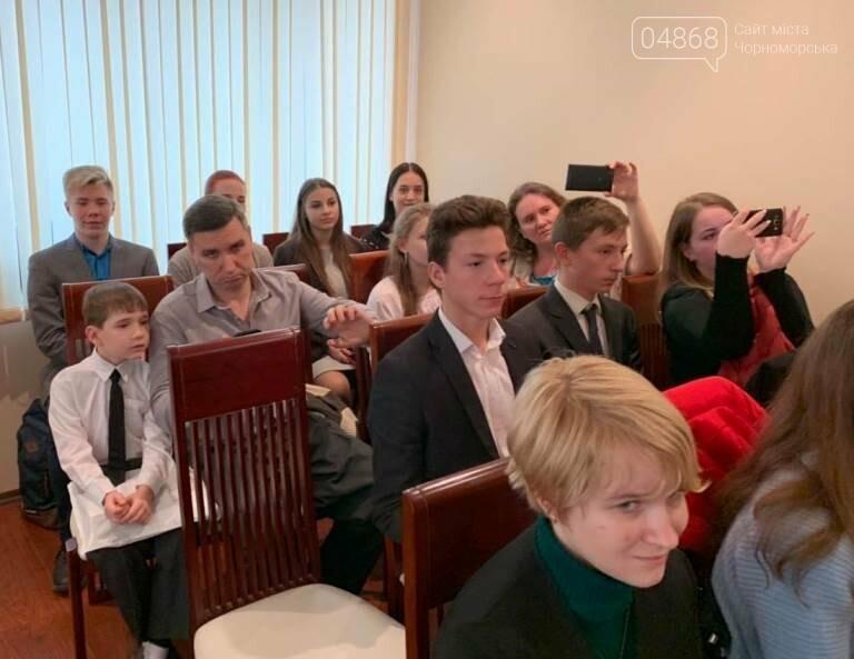 «Если бы я был депутатом»: старшеклассники Черноморска рассказали, каким они видят будущее нашего города, фото-1