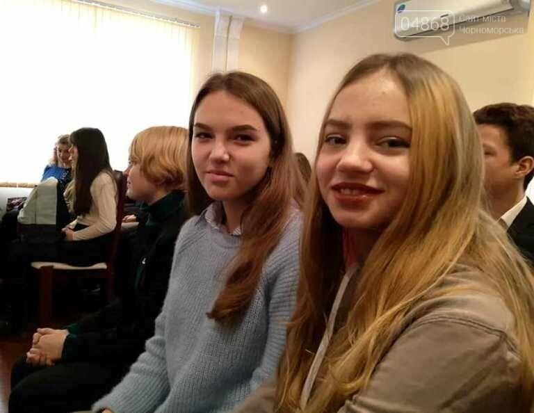«Если бы я был депутатом»: старшеклассники Черноморска рассказали, каким они видят будущее нашего города, фото-2