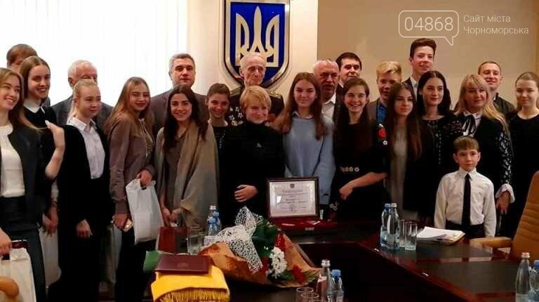 «Если бы я был депутатом»: старшеклассники Черноморска рассказали, каким они видят будущее нашего города, фото-15