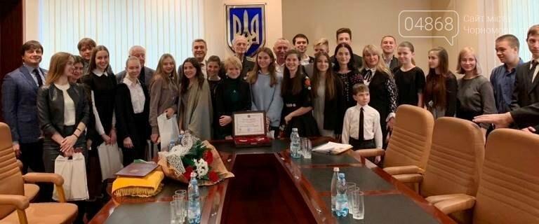 «Если бы я был депутатом»: старшеклассники Черноморска рассказали, каким они видят будущее нашего города, фото-16