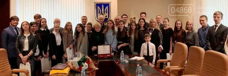 «Если бы я был депутатом»: старшеклассники Черноморска рассказали, каким они видят будущее нашего города, фото-17